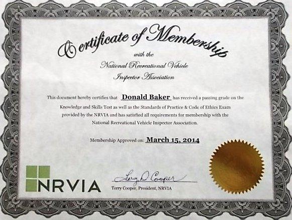 NRVIA-Certificate-Don-Baker